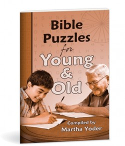 Bible Puzzles For Young and Old