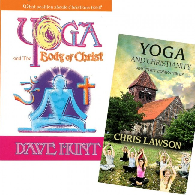 yoga book and booklet set