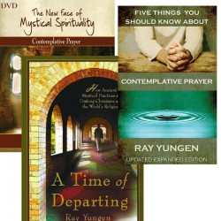Ray Yungen Contemplative Prayer Trio Pack