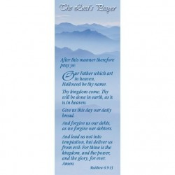 BOOKMARK - Matthew 6. 9-13