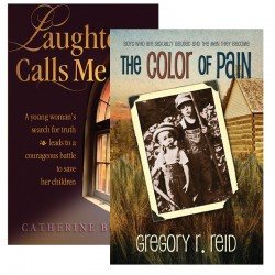 The Color of Pain/Laughter Calls Me - BOOK SET