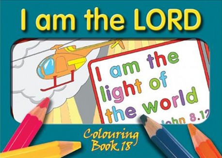 I Am the Lord - Coloring Book 18