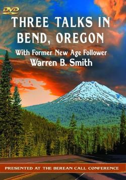 Warren B. Smith - DVD - Three Talks in  Bend