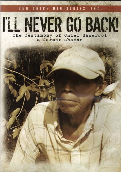 I'll Never Go Back - DVD