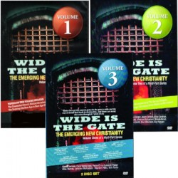 Wide Is The Gate PACK - ALL 3 DVDs