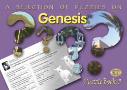 Genesis Puzzle Book 3