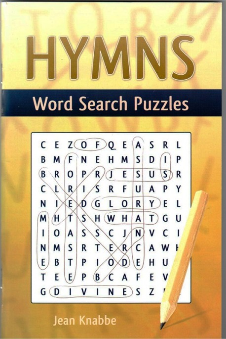 """Hymns"" Word Search Puzzles"