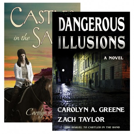 Castles in the Sand | Dangerous Illusions BOOK SET