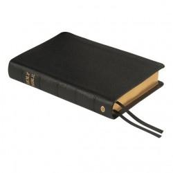 Windsor Text Bible - KJV - Black Calfskin Leather