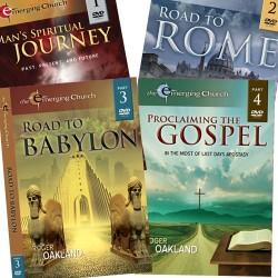 Emerging Church - DVD Series - 4 DVDs
