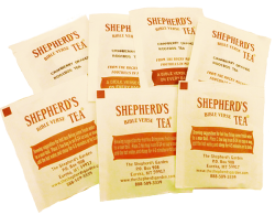 Bible Verse Tea Samples (6 Tea Bags)